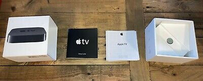 AU3.04 • Buy Apple TV 3rd Generation Box Only