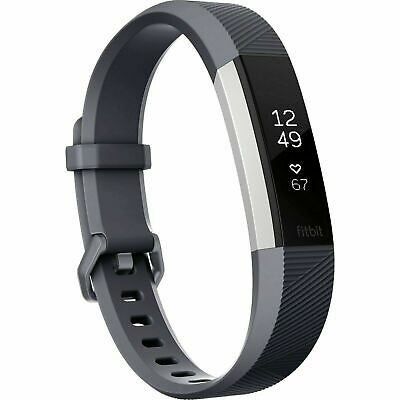 AU220.64 • Buy Fitbit Alta HR Activity Tracker, Small - Gray