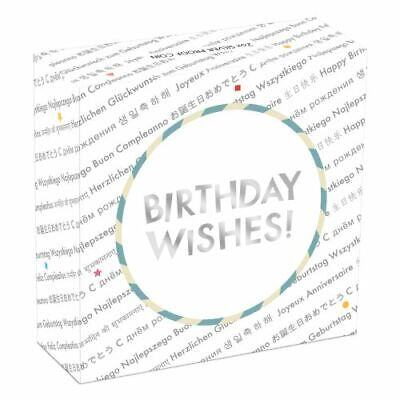 AU1.04 • Buy 2018 Perth Mint $2 2oz Birthday Wishes! Silver Proof Coin D5-973