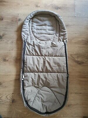£16 • Buy Mamas And Papas Cold Weather Footmuff Light Olive Green