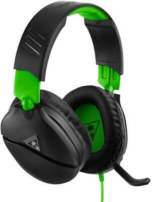 £14.99 • Buy Turtle Beach Recon 70X Gaming Headset Black/Green For Xbox Consoles With Mic