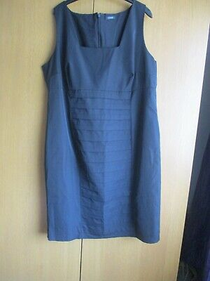 AU8.93 • Buy 🌈 Marks And Spencer Autograph Occasions Size 20 Black Smart Dress 🌈