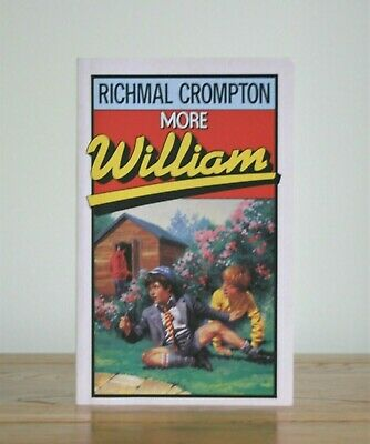 £3.99 • Buy More William By Richmal Crompton (Book 2 - 1983 Paperback)