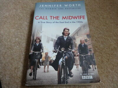 Call The Midwife  - Jennifer Worth Paperback Book • 1£