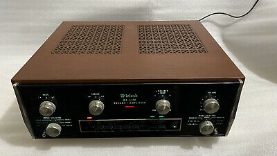 $2000 • Buy MCINTOSH MA 6100 70W Integrated PreAmp/Amplifier(pick Up Only)
