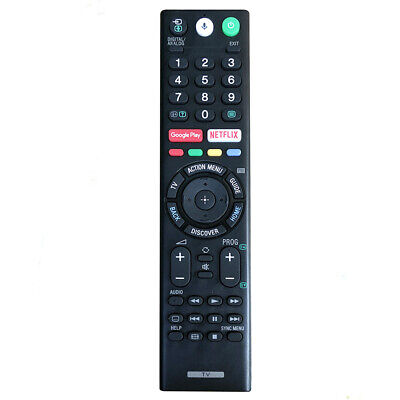 AU11.35 • Buy New RMF-TX200P Remote Control For Sony Smart LED TV KDL-50W850C XBR-43X800E