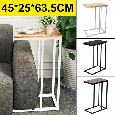 £25.99 • Buy Sofa Side Table C-Shaped Coffee Snack Coffee Desk  Laptop End For Living Room UK