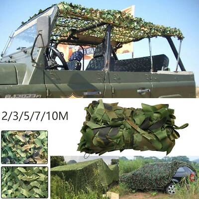 £8.99 • Buy Camo Net Camouflage Netting Hunting/Shooting Hide With Carry Bag By Nitehawk UK