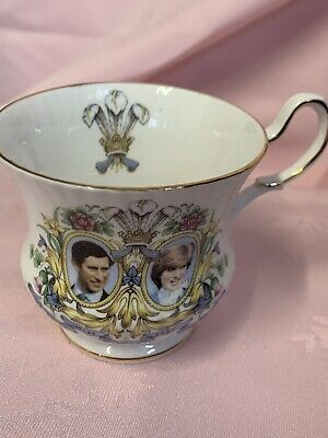 £7.99 • Buy Queens FINE BONE CHINA MADE IN ENGLAND Rosina China Co Ltd✅ Teacup