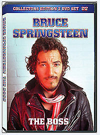 £5.99 • Buy Bruce Springsteen-the Boss Collectors Edition 2 X Dvd Double-disc Live Rare