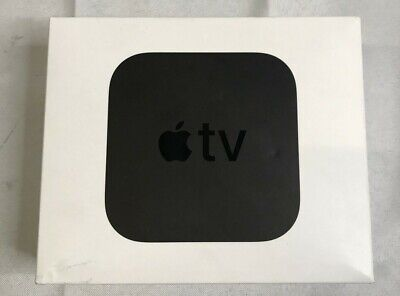 AU180.20 • Buy Apple TV (4th Generation) 32GB HD Media Streamer - Black (MR912LL/A)