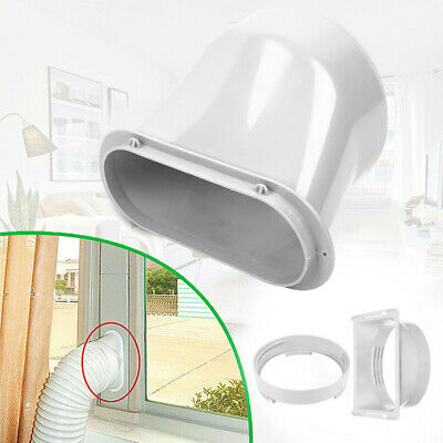 AU15.67 • Buy Exhaust Hose Tube Adaptor Duct Interface For Portable Air Conditioner Tube KM