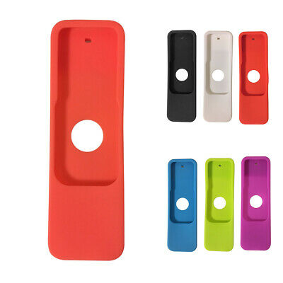AU11.07 • Buy Silicone Protective Case Cover Remote Control Shockproof For Apple TV 4, 4K Siri