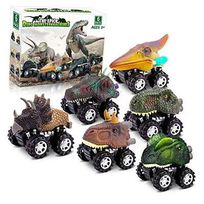 AU25.08 • Buy Dinosaur Toys For 3 Year Old Boys, Pull Back Dinosaur Toys For 5 Year Old Boy