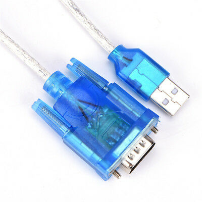 AU4.61 • Buy USB To RS232 Serial Port 9 Pin DB9 Cable Serial COM Port Adapter Convertor S5