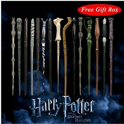 £6.89 • Buy Boxed Harry Potter Dumbledore Voldemort Hermione Magic Wand Cosplay Kids TOY UK