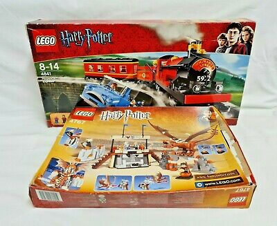 $ CDN35.91 • Buy Harry Potter Lego Sets Quidditch (4767) & Howarts Express (4841) Both Incomplete
