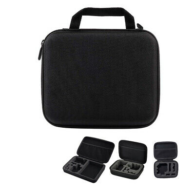 £7.34 • Buy Small Large Carry Case Fits Hero 1 2 3 Protective Hard Eva Cover Zip Bag MD