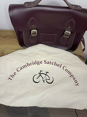 Cambridge Satchel Company - PLUM - Brand New Without Tags • 20£