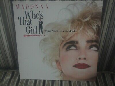 £0.99 • Buy MADONNA ,Who's That Girl ,Near Mint ,Re-issue