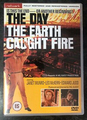 £5.99 • Buy The Day The Earth Caught Fire Network Dvd 1961 Good As New Mint Condition