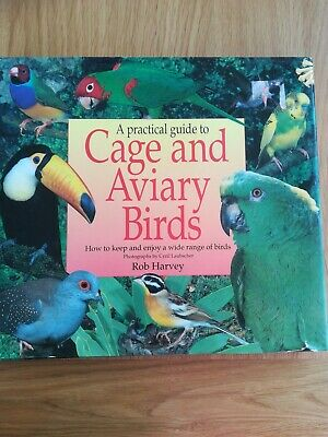 £5 • Buy Cage And Aviary Birds Book