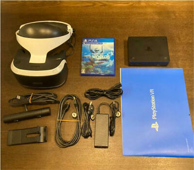 AU253.78 • Buy Sony PlayStation VR PSVR PS4 Virtual Reality Headset Camera Game Box Set Japan