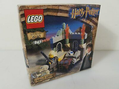 $ CDN12.70 • Buy Harry Potter LEGO #4731 Dobby's Release 70 Pieces Set