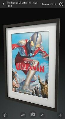 $45 • Buy VeVe NFT The Rise Of The Ultraman #1 - Alex Ross 2D SOLD OUT. FE#1981