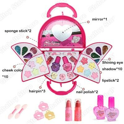 AU31.13 • Buy Toys For Girls Beauty Set Make Up Kids 3 4 5 6 7 8 Years Age Old Cool Gift Xmas