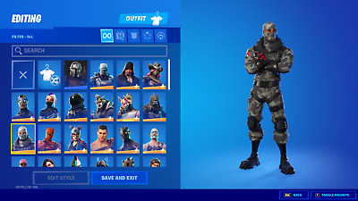$ CDN159.42 • Buy NEW FORTNlTE Acc 80+ Skins Rare Items PC/Xbox/Nintendo Switch Compatible