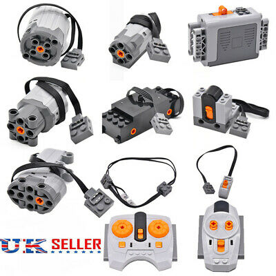£8.76 • Buy For Lego Technic Power Functions Parts M,L,XL,Servo Motor IR Remote Battery Box