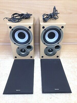 £49.99 • Buy Denon/Mission SC-M50 Speakers Inc Covers & Cables