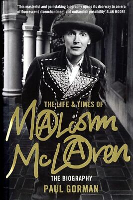 £10.99 • Buy The Life And Times Of Malcolm McLaren