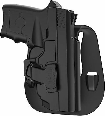 $17.94 • Buy Holster Paddle Smith And Wesson S&W M&P Bodyguard 380 60° Adjust OWB Right Hand