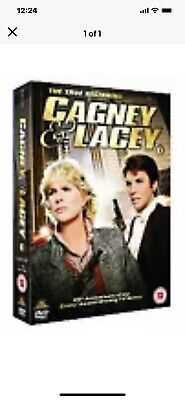 £7.99 • Buy Cagney And Lacey - Series 1 - Complete (DVD, 2007, 5-Disc Set, Box Set)