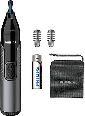 AU30.10 • Buy NEW-Philips Series 3000 Nose Ear Eyebrow Hair Trimmer Shaver/Comb Washable NT365