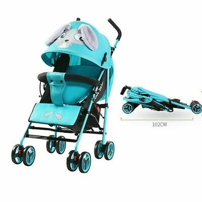 AU247.20 • Buy Light Weight Baby Stroller Portable Baby Hand Push Umbrella Simple Baby Carriage