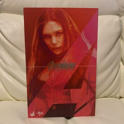 $ CDN602.17 • Buy New Hot Toys Avengers Age Of Ultron Scarlet Witch 1:6 Action Figure F/S