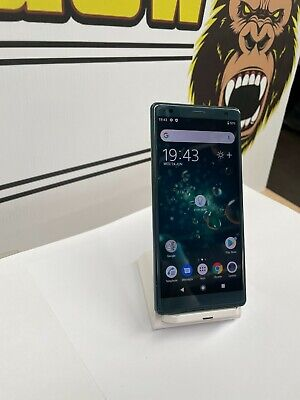 AU9.93 • Buy Sony Xperia XZ2 - 64GB - Deep Green (Unlocked)  (Single Sim)