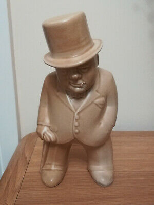 £39.99 • Buy Bovey Pottery Winston Churchill 'The Boss' 1940s Figurine From 'The Gang' Of 16