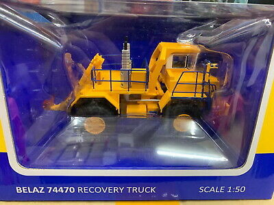£99.50 • Buy 1/50 Scale Belaz Recovery Truck 74470 Diecast Model Collection Toy Gift NIB