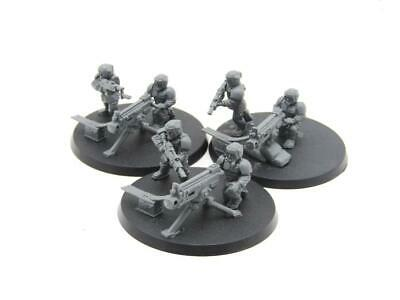 £10.50 • Buy (GH24) Cadian Heavy Weapons Squad Imperial Guard Astra Militarum 40k 30k