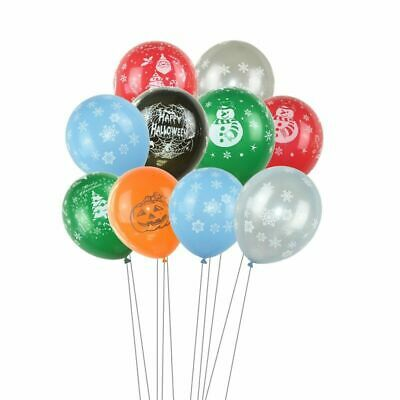 $ CDN6.48 • Buy Party Lartex Balloon Christmas Halloween Inflatable Globos For Home Decor Supply