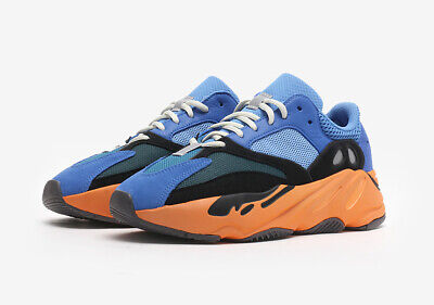 $ CDN388.20 • Buy Adidas Yeezy 700 Bright Blue Size 10 BRAND NEW IN BOX IN HAND READY TO SHIP