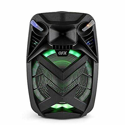 $ CDN223.82 • Buy QFX PBX-154 15  Bluetooth Rechargeable Speaker With LED Lights
