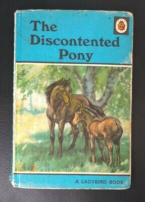 £0.99 • Buy Ladybird Book, The Discontented Pony, Series 497, 24p Net, Vintage