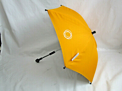 £29.99 • Buy Bugaboo Parasol In Yellow With Cameleon Attachment