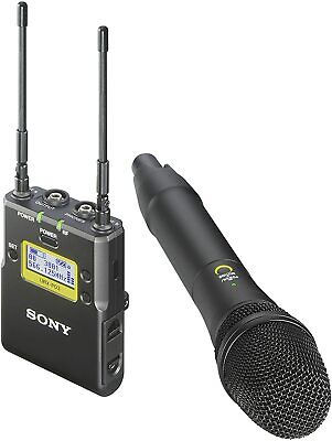 £230.98 • Buy Sony Uwp-d12 Integrated Digital Wireless Handheld Microphone Eng System