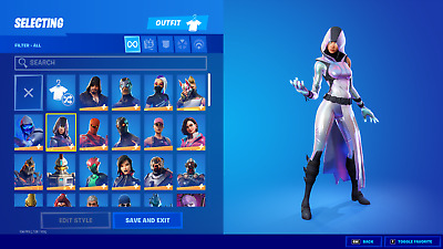$ CDN159.42 • Buy NEW FORTNlTE Acc 90+ Skins Rare Items PC/Xbox/Nintendo Switch Compatible